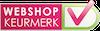 Logo webshopkeurmerk